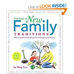 The Book of New Family Traditions Cover