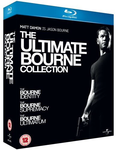 The Ultimate Bourne Collection [Blu-ray] [Import]