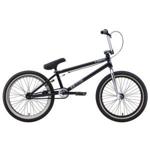 Eastern-Bikes-Chief-2013-Edition-BMX-Bike-Matte-BlackChrome-FrontBlack-Rear-Rim-20-Inch
