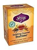 Yogi Soothing Caramel Bedtime Tea, 16 Tea Bags (Pack of 6)