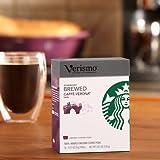 Starbucks® Caffè Verona brewed coffee Verismo™ Pods