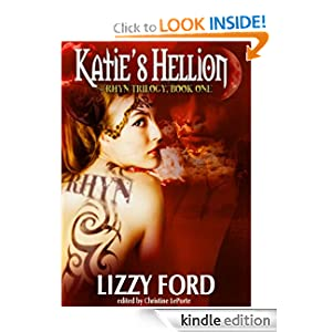 Katie's Hellion (Book I, Rhyn Trilogy)