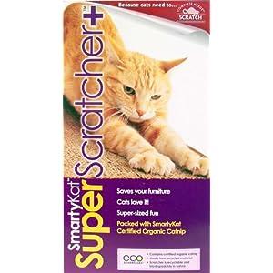 Worldwise SmartyKat 0932511 SuperScratcher with Certified Organic Catnip