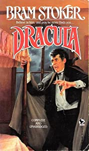 """Cover of """"Dracula"""""""
