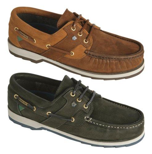 Dubarry Clipper Deck Shoe Gore-Tex(デュバリー クリッパー デッキシューズ) [DONKEY BROWN/BROWN 43.5/uk9.5] 3603