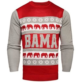NCAA Light Up Ugly Sweater