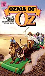 "Cover of ""Ozma of Oz (Wonderful Oz Books)..."
