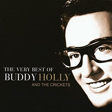 The Very Best of Buddy Holly by Buddy Holly & the Crickets [Music CD]
