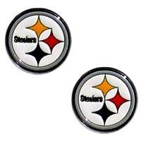 Steelers Earrings, Pittsburgh Steelers Earrings, Steelers ...