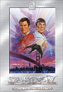 "Cover of ""Star Trek IV - The Voyage Home ..."