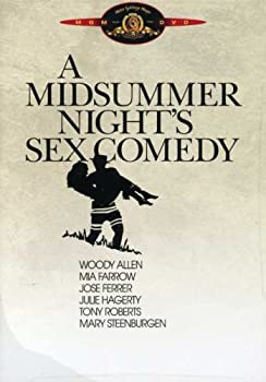 "Cover of ""A Midsummer Night's Sex Comedy&..."