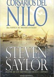 Corsarios del Nilo, de Steven Saylor
