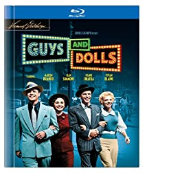 Guys & Dolls [Blu-ray]