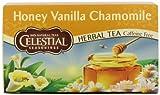 Celestial Seasonings, Tea, Honey Vanilla Chamomile,  20 ct