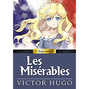 Les Miserables manga book cover