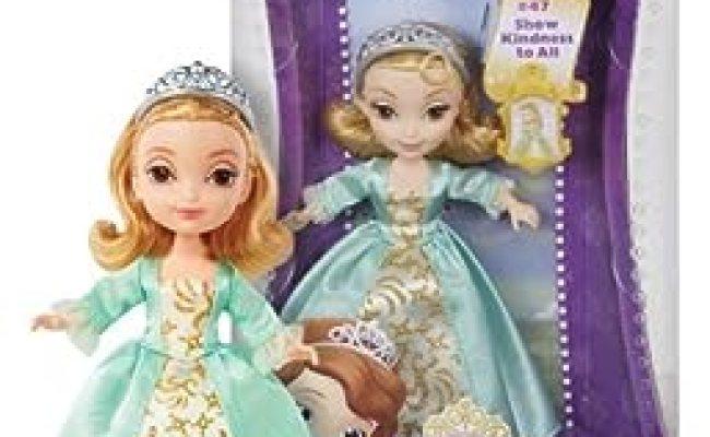 Princess Amber Disney Sofia The First 5 Doll 47 Show