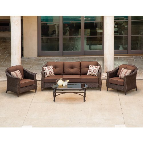 buy outdoor dining set luxurious 4 piece authentic la z boy patio furniture deep seating set furniture set sale