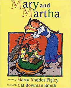 "Cover of ""Mary and Martha"""