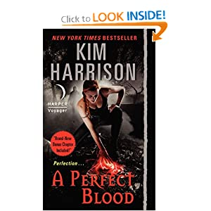 A Perfect Blood (The Hollows)