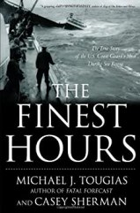 """Cover of """"The Finest Hours: The True Stor..."""