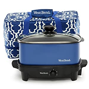 West Bend Versatility Slow Cooker