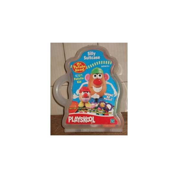 Playskool Silly Suitcase . Potato Head And Lil
