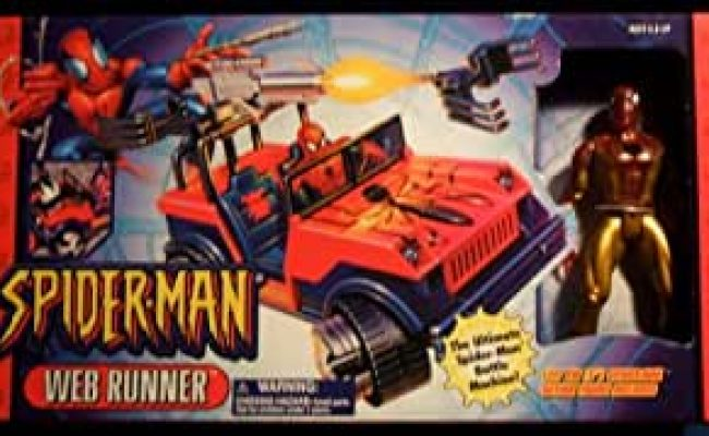 Buy Spiderman Web Runner Online At Low Prices In India