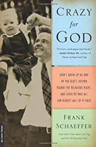 "Cover of ""Crazy for God: How I Grew Up as..."