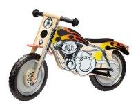 Eichhorn Holz Laufrad Motorrad