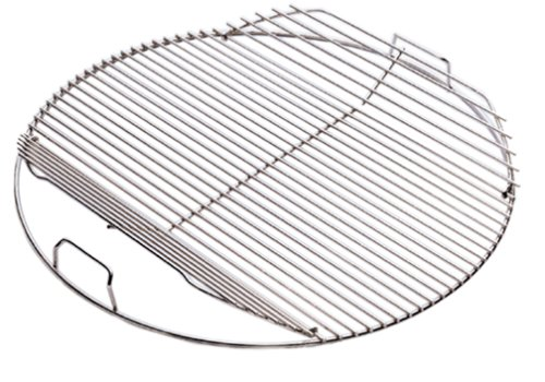 Weber Performer Charcoal Grill: Weber 70615 Hinged Cooking