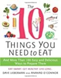 Dave Lieberman's The 10 Things You Need to Eat