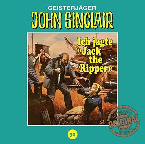 John Sinclair (32) Ich jagte
