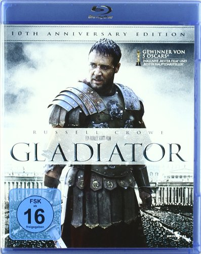 Gladiator (10th Anniversary Edition) [Blu-ray]