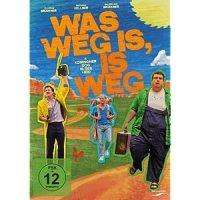 Was weg is, is weg / Regie u. Drehb.: Christian Lerch. Darst.: Florian Brückner ; Mathias Kellner ; Maximilian Brückner ...