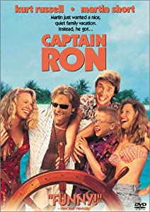 "Cover of ""Captain Ron"""