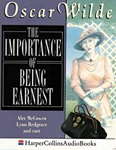 "Cover of ""The Importance of Being Earnest..."