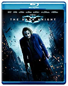 "Cover of ""The Dark Knight: Wide Screen Co..."