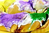 NolaCajun Gourmet Traditional King Cake (Traditional)