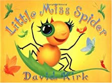 "Cover of ""Little Miss Spider"""