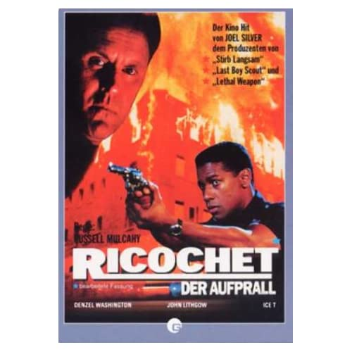 Denzel Washington, John Lithgow and Ice-T in Richochet