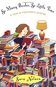 "Cover of ""So Many Books, So Little Time"""
