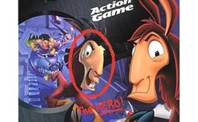 Amazon Disney S Emperor S New Groove Action Game Pc