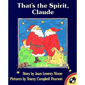That's the Spirit, Claude (Picture Puffins)