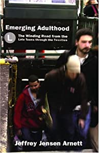 "Cover of ""Emerging Adulthood: The Winding..."