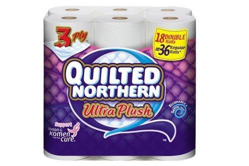 Quilted Northern Supreme Regular Toilet