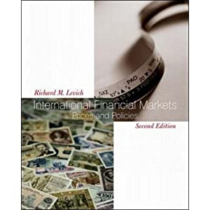 International Financial Markets: Prices and Policies (McGraw-Hill/Irwin Series in Finance, Insurance & Real Estate)