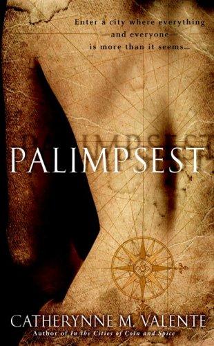 Palimpsest Cover