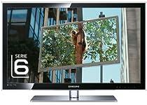 "Samsung UE46C6000 - 46"" 6 Series LCD TV - widescreen - 1080p (FullHD) - LED backlight - 100 Hz - black"