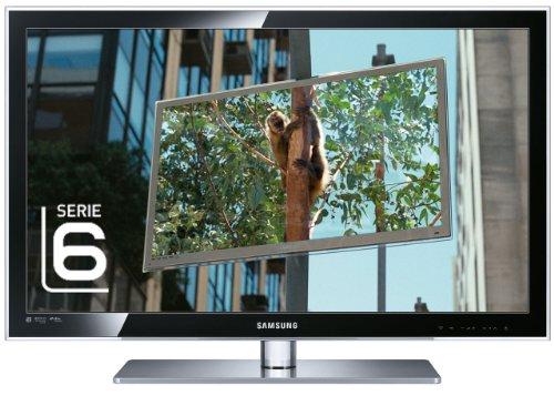 Samsung UE46C6000 116,8 cm (46 Zoll) LED-Backlight-Fernseher (Full-HD, 100Hz, DVB-T/-C) schwarz