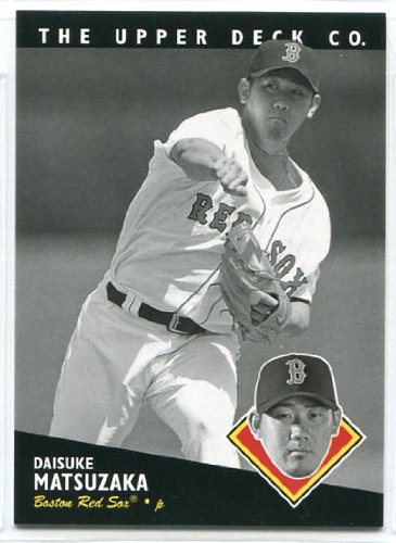 松坂大輔 Daisuke Matsuzaka - 2008 UD Timeline #168
